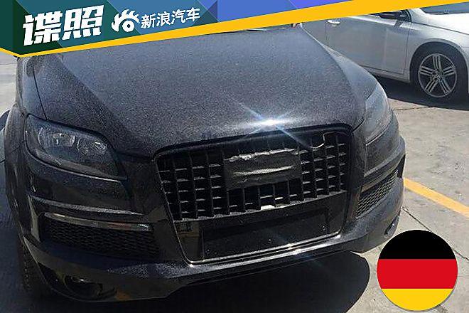 CrossBlue概念车量产 大众全新七座SUV_车猫网