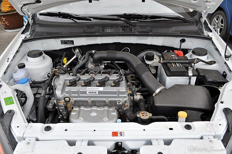 2014款欧朗1.5L手动舒适型两厢