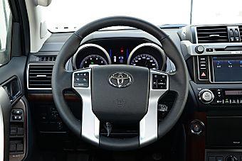 2016款普拉多3.5L自动TX-L