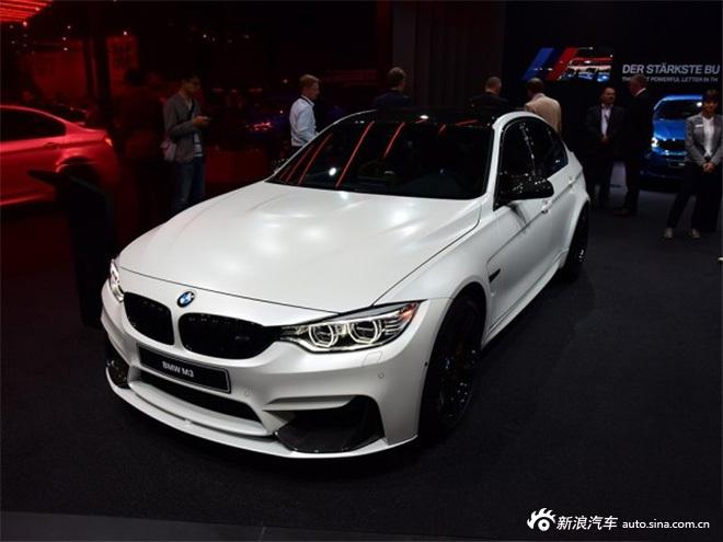 广州车展M3