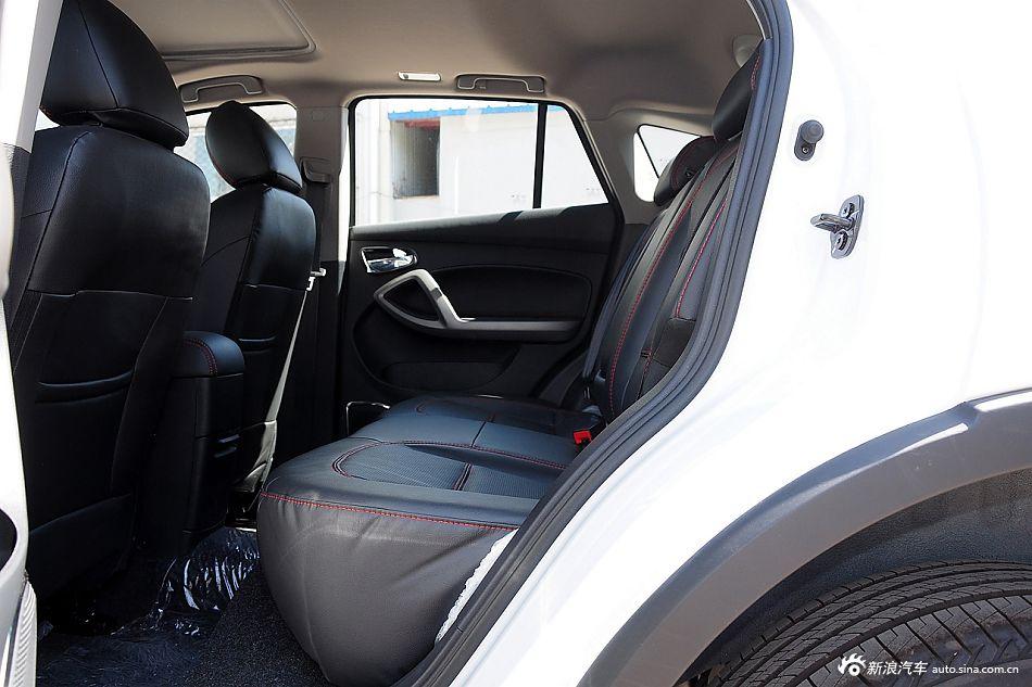 2015款海马S5 1.6L手动智乐型