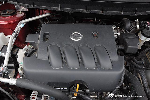 2015款东风风度MX6 2.0L CVT两驱梦想版