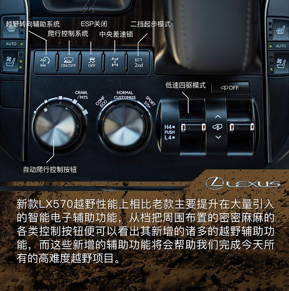 新浪汽车中东体验试驾雷克萨斯全新LX570