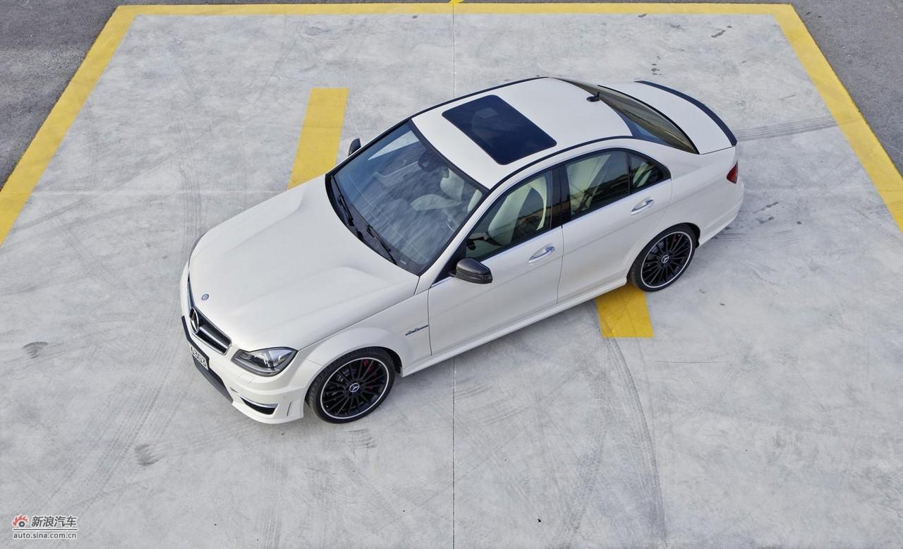 2012款C63 AMG