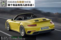 经典延续 保时捷911 Turbo S