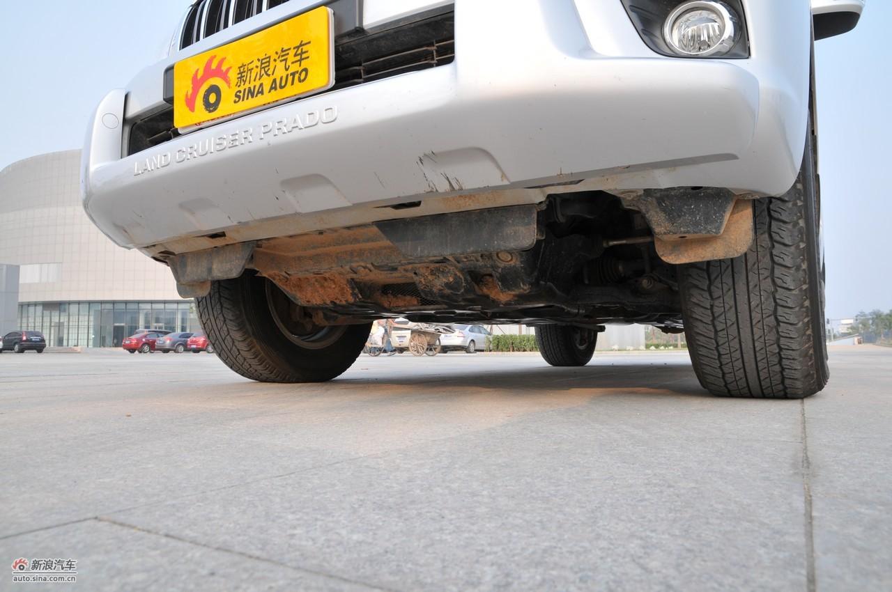 2010款普拉多TX 2.7L自动豪华版 普拉多 进口底盘图片2122015 汽车高清图片