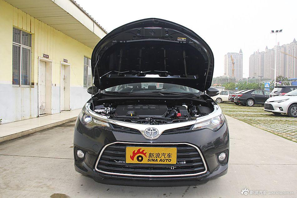2016款雷凌1.6L自动精英版G