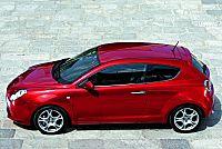 Alfa Romeo MiTo资料图