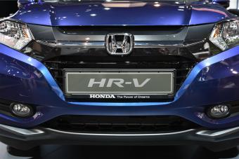 全新本田HR-V