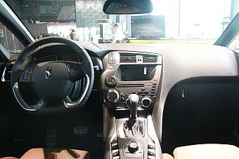 2012款雪铁龙DS5实拍