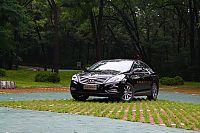 2011款现代雅尊2.4L自动旗舰版