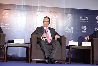 美银美林董事总经理,兼并及收购部亚太区主管;金融投资者业务亚太区主管Stephen Gore