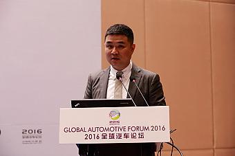 大众汽车集团(中国)大中华及东盟地区首席营销官胡波