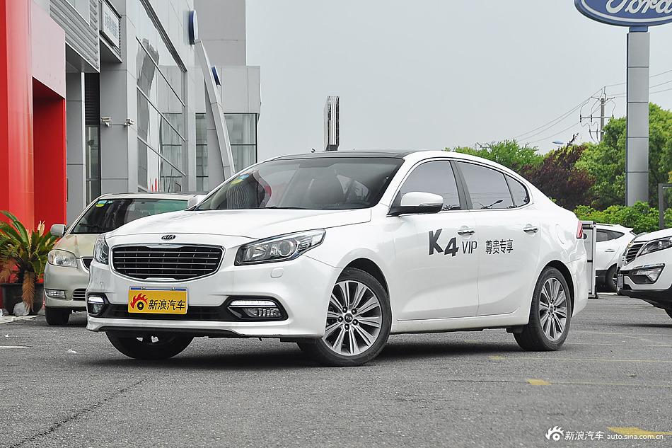 起亚K4热销中 购车优惠高达1万元