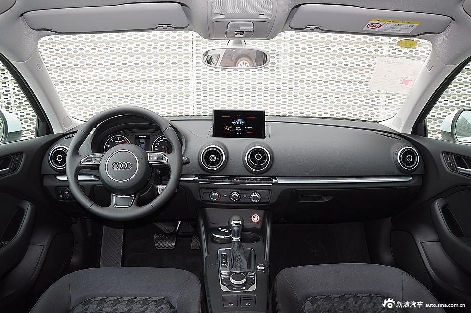 2015款奥迪A3 Sportback 35TFSI 300万纪念智领版