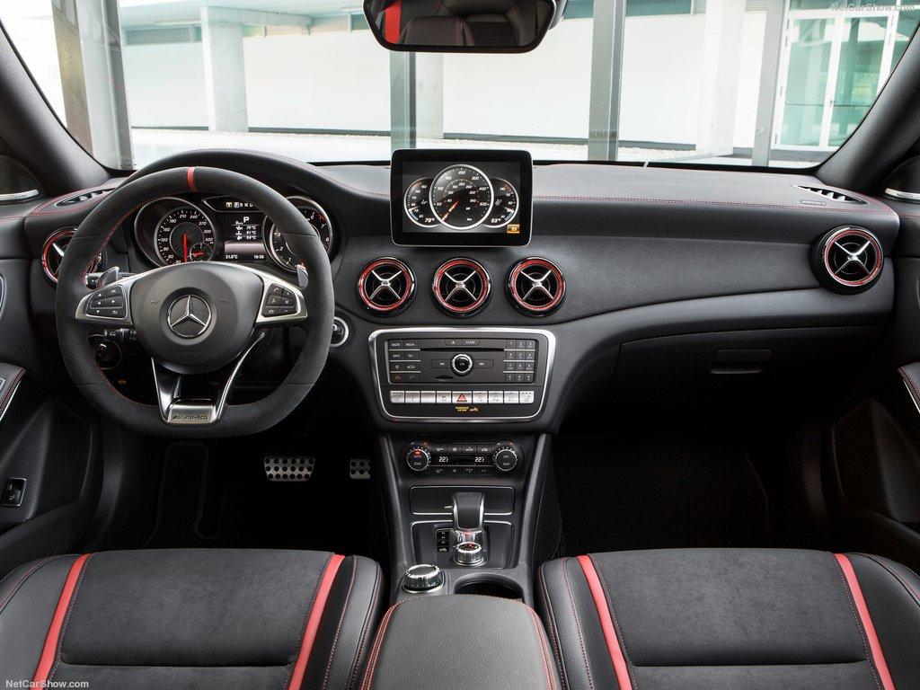 2017款AMG CLA猎装版