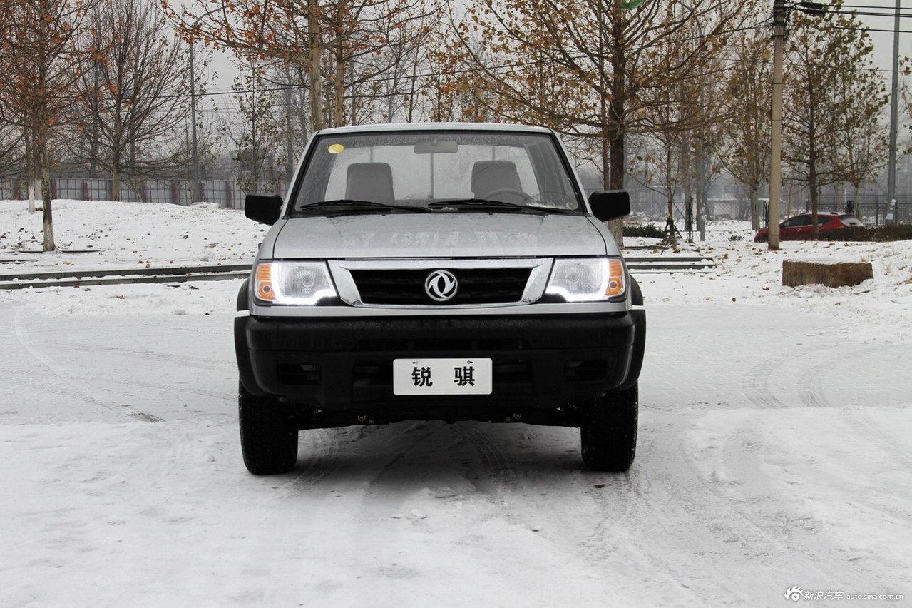 2010款锐骐皮卡汽油四驱手动标准型