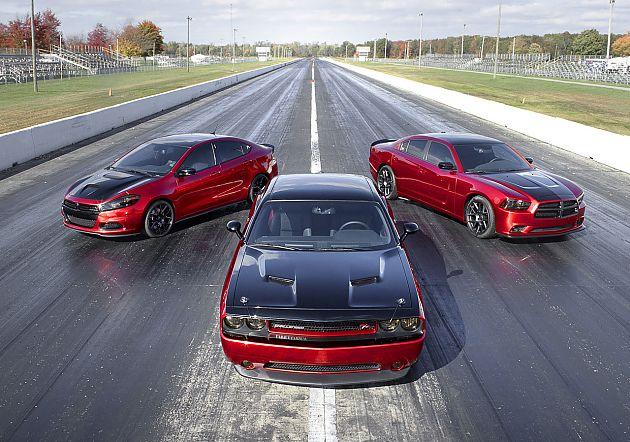 道奇发布三款车Scat升级套件