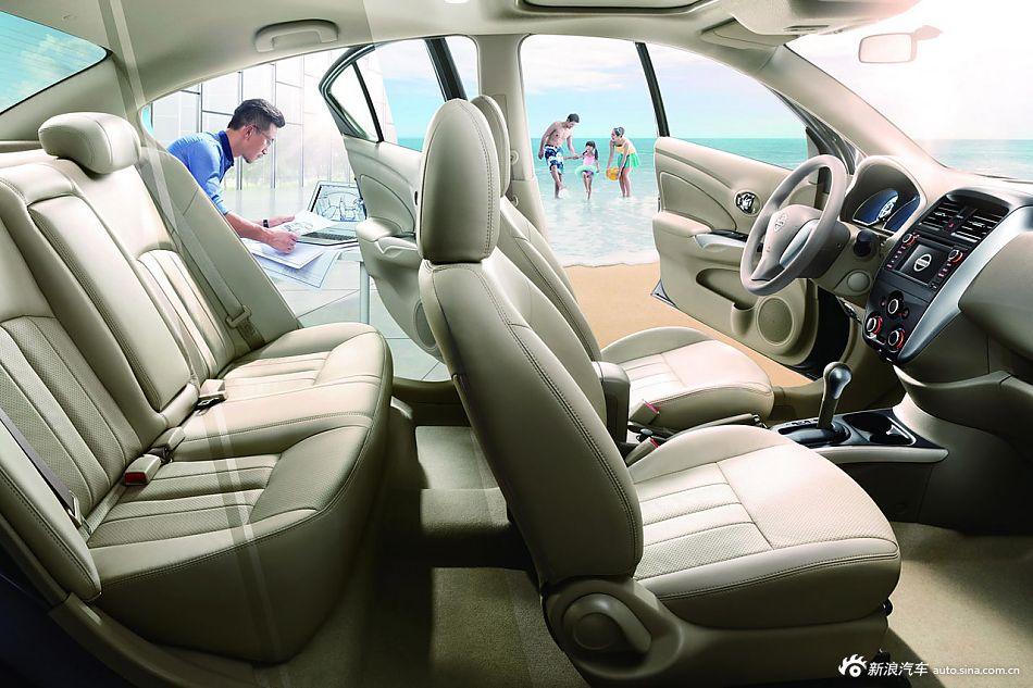 2014款东风日产阳光官方指导价   试驾体验2014款日产新阳高清图片