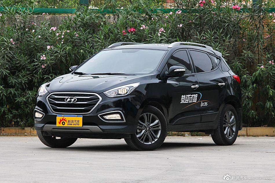 2015款北京现代ix35 2.0GL自动两驱智能版 国V
