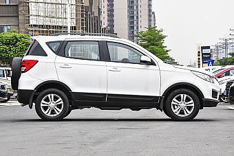 2016款北汽幻速S2 1.5L手动舒适型国V