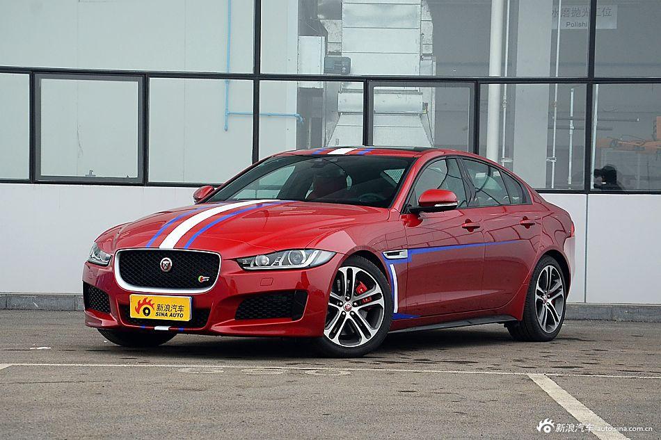 2015款捷豹XE 3.0T自动V6 S/C