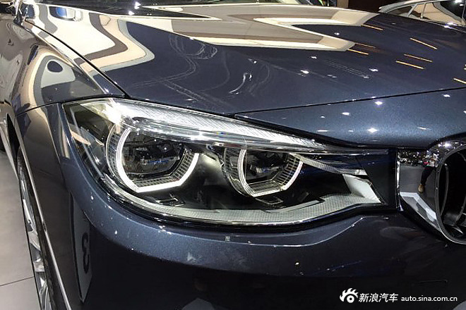 宝马新款3系GT正式发布