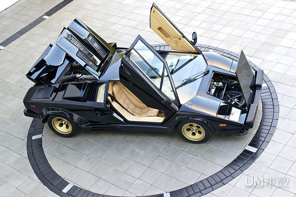1987款兰博基尼Countach 5000 Qv