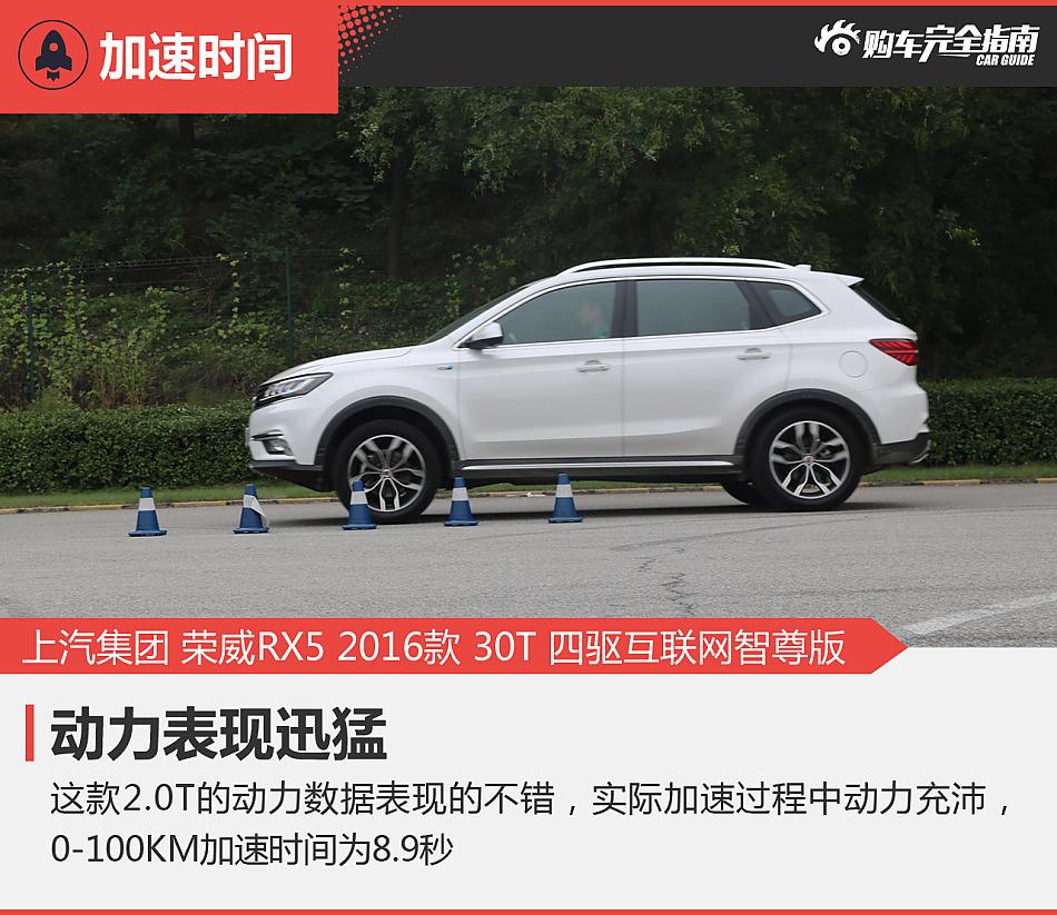 荣威RX5购车指南