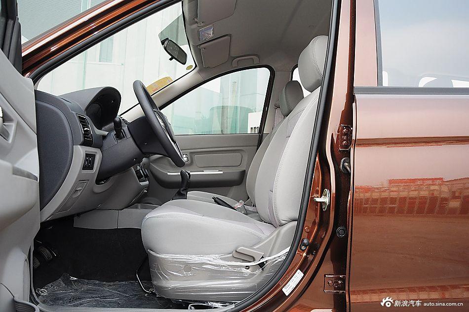 2015款北汽威旺M20 1.2L手动基本型