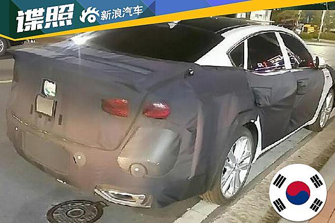 起亚凯尊换代车型曝光,更名K7有望国产_车猫网