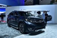 2016洛杉矶车展:本田全新CR-V正式亮相