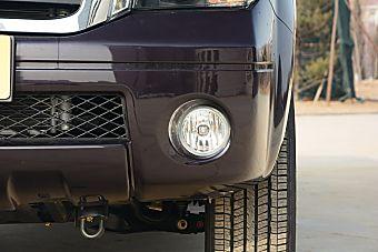 2016款中兴威虎TUV 2.5T手动澳洲版柴油四驱豪华型