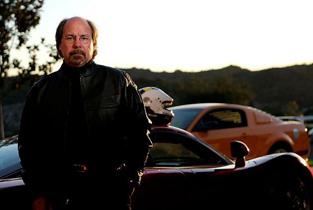 最会造车的赛车手 赛麟之父斯蒂夫萨林