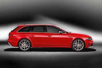 2012款奥迪RS4 Avant官方图
