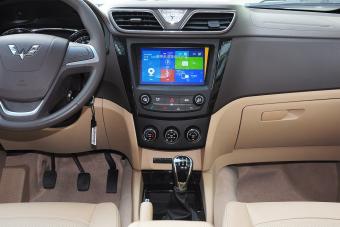 2015款五菱宏光S1 1.5L豪华型