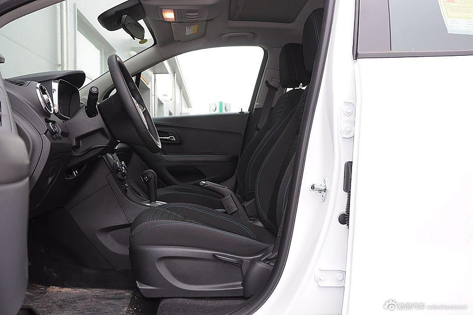 2016款TRAX创酷1.4T自动两驱舒适天窗型