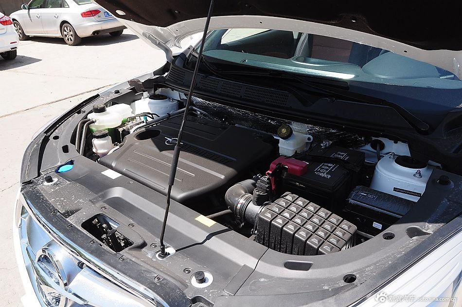 2015款海马S5 1.5T CVT智炫型