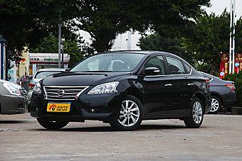 2012款轩逸1.8XL手动豪华版