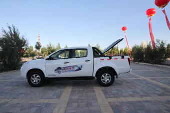 2012款域虎2.4L手动LX四驱柴油