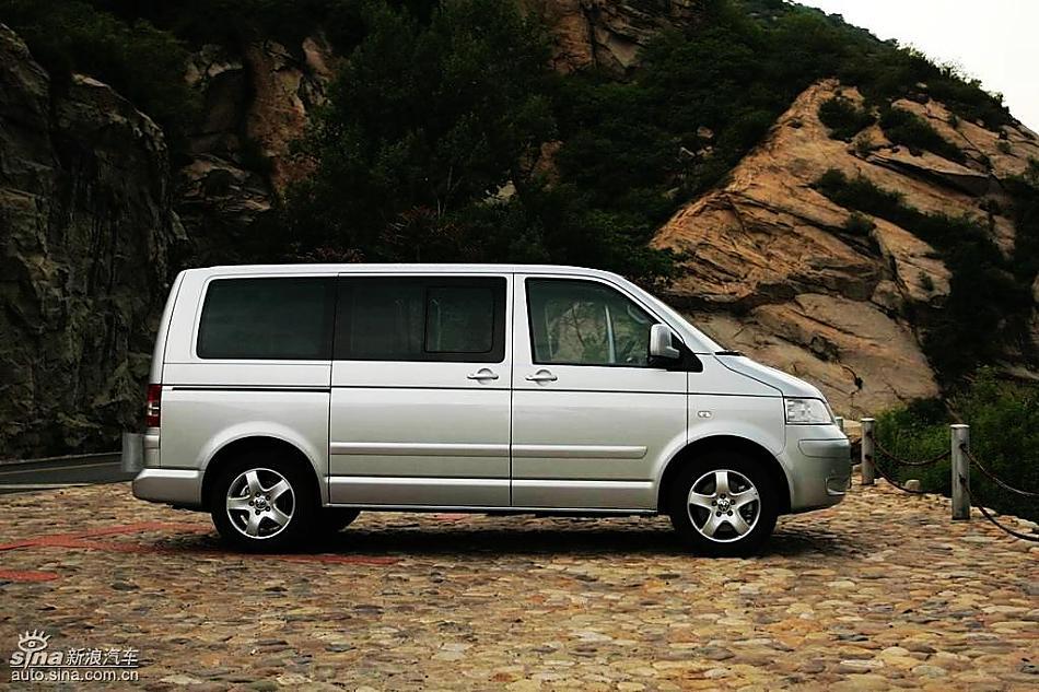 大众Multivan T5外观