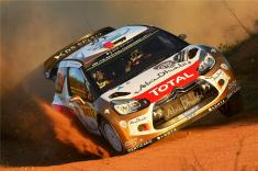 WRC西班牙站落幕 奥吉尔夺冠