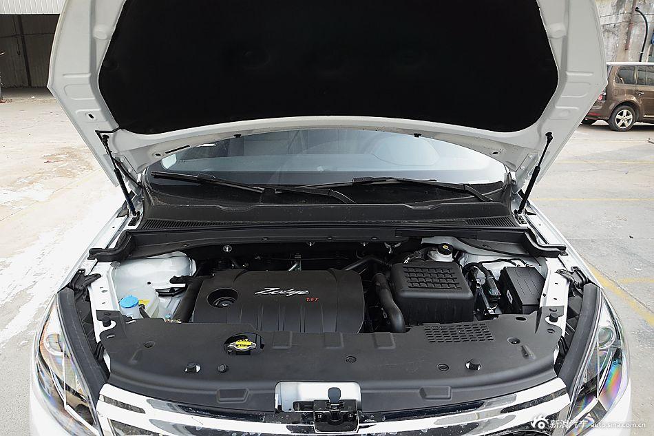 2016款大迈X5 1.5T手动豪华7座型