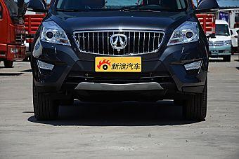2016款北汽威旺S50 1.5T欢动尊贵型