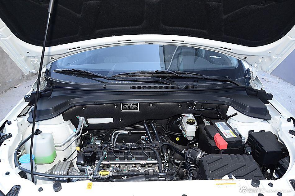 2016款北汽绅宝X55 1.5L手动标准版