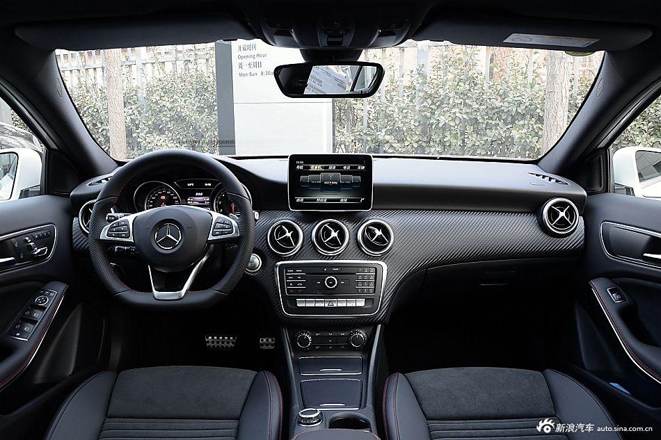 2016款奔驰A级 A200 1.6T自动时尚型