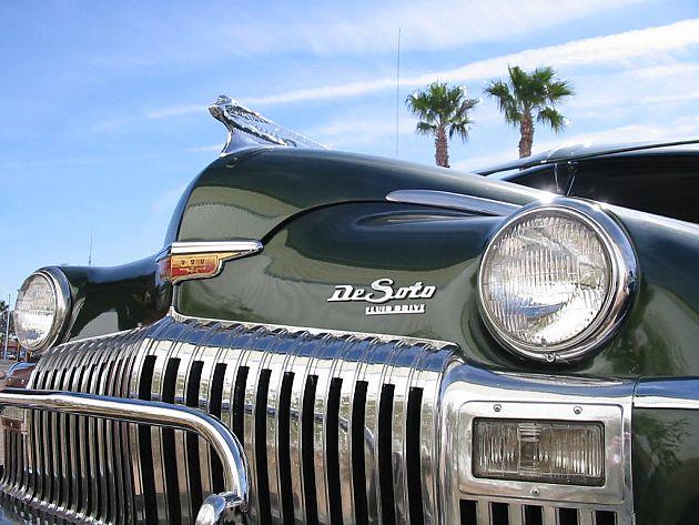 消逝的荣耀 伟大的冒险家 DeSoto汽车