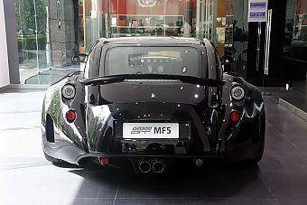 2012款威兹曼GT
