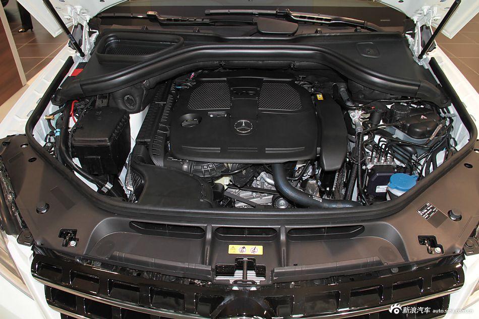 2012款奔驰ML350到店实拍
