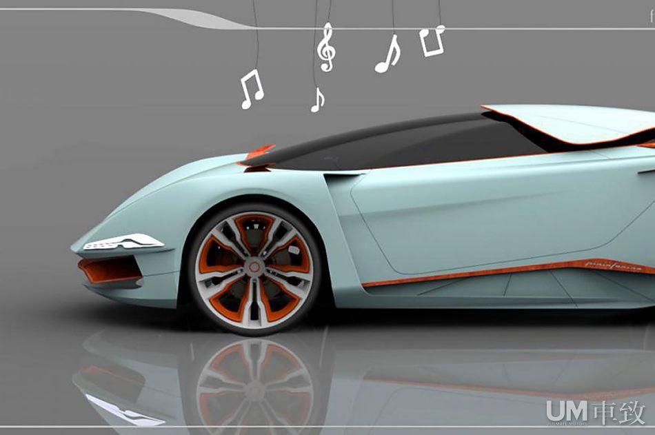 宾尼法瑞纳chords概念车设计图-新浪汽车